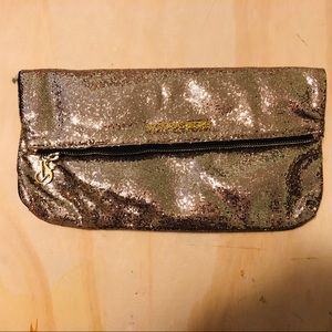 Victoria's Secret Gold Sequined Clutch